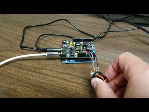 Arduino Realtime Voice Changer