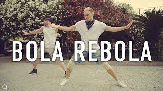 BOLA REBOLA - J Balvin, Anitta, Tropkillaz ft. MC Zaac Dance @oleganikeev choreography ANY DANCE