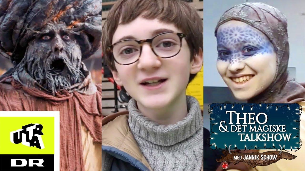 Hemmeligheder og Backstage Lir! | Theo & det magiske Talkshow | Ultra