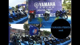 Yamaha Fiesta 2018 || Great Discounts & Offers On All Yamaha Bikes & Scooters