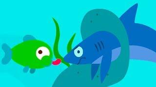 Sago Mini Ocean Swimmer - Explore Magical Underwater World With Fins - Fun Sago Mini Games For Kids