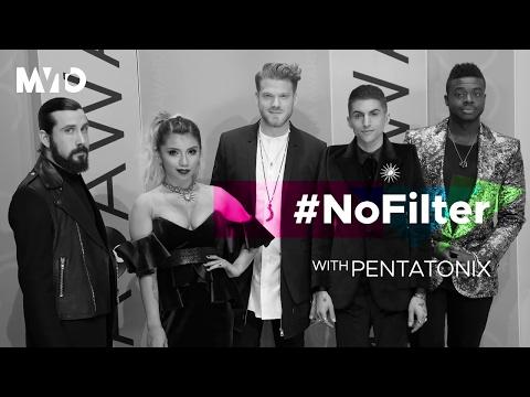 PENTATONIX - Celebrity Secret Santa    #NOFILTER  The MVTO
