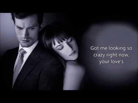 "Fifty Shades Darker - Trailer 2 and Miguel - Crazy In Love ""Lyrics"""
