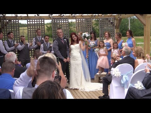 Samantha + Josh - Dagley Media - Nova Scotia Wedding Video