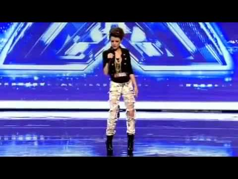 Cher Lloyd - The X Factor 2011 - turn my swag on (Audition) swagger jagger