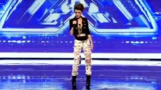 cher lloyd the x factor 2011 turn my swag on audition swagger jagger
