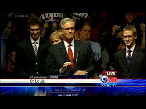 Jay Nixon Wins Missouri Governor's Race