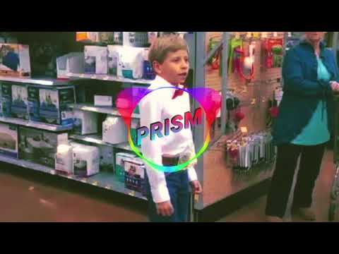 Kid Singing in Walmart Lowercase EDM Remix