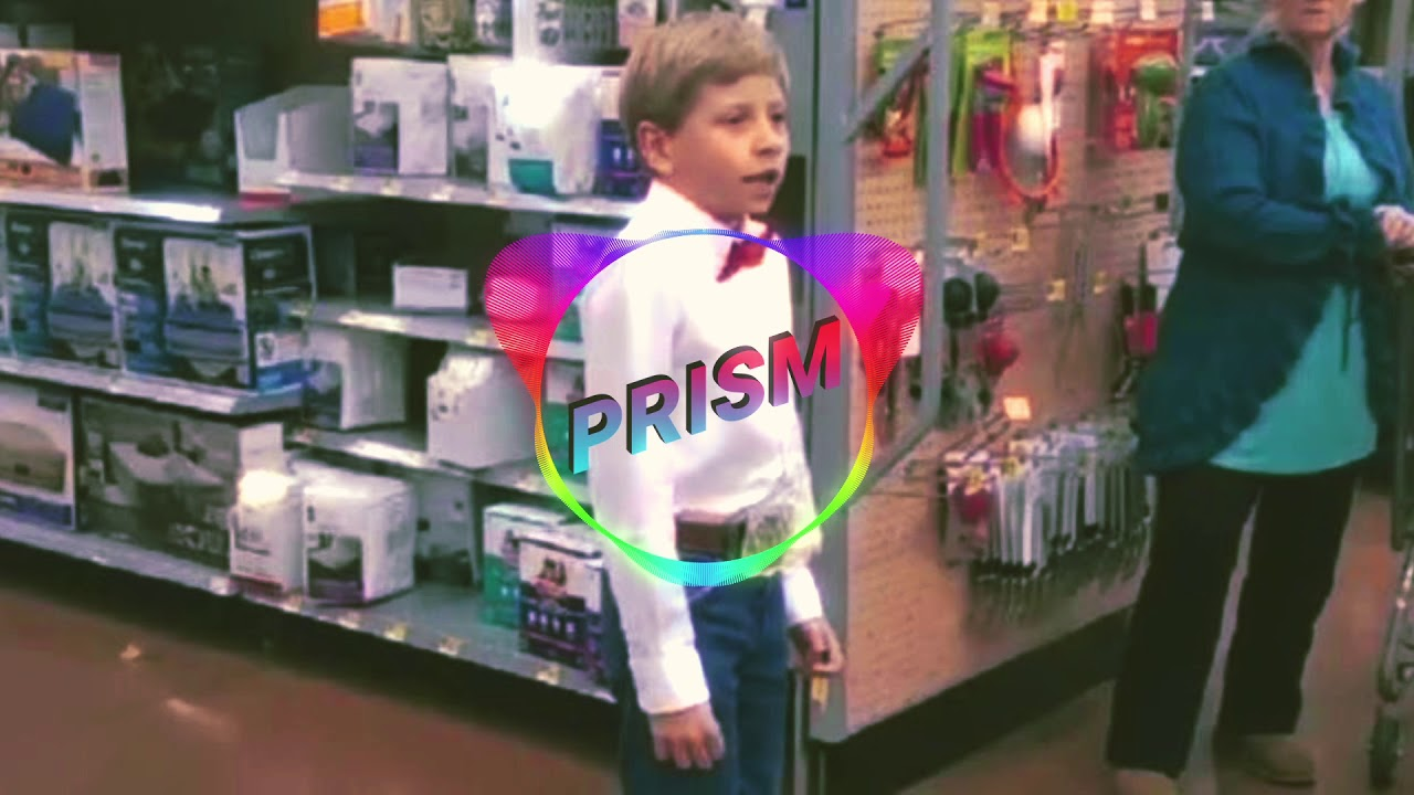 Kid Singing in Walmart (Lowercase EDM Remix) #1