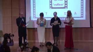 """АРТ - ИЗО - ФЕСТИВАЛЬ art izo festivale  часть 1- """"TV shans"""""""