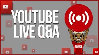 🔴 THE $100K/YEAR YOUTUBE BUSINESS MODEL/ TRAINING  [YOUTUBE LIVE Q&A]