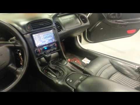 C5 Corvette Audio Upgrade