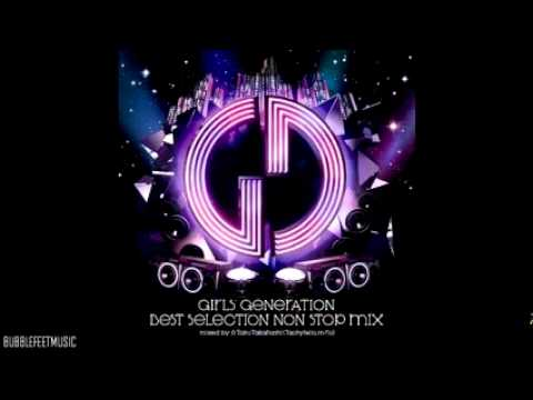 SNSD - You-aholic (Remix Ver.) [BEST SELECTION NON STOP MIX]