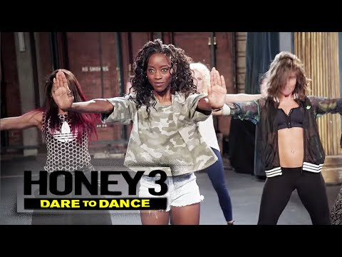 Honey 3: Dare to Dance - Trying To One Up Each Other - Own it 9/6 on Blu-ray