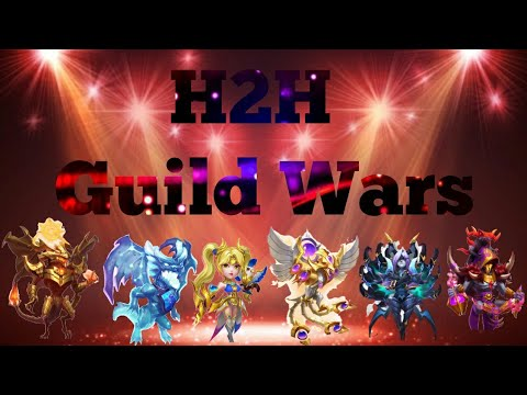 H2H Strategy In Guild Wars Castle Clash