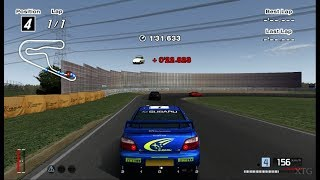 Gran Turismo 4 - Driving Mission 30 PS2 Gameplay HD