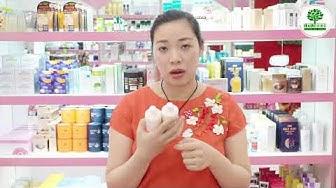 Hướng dẫn phân biệt Thật - Giả Sữa dưỡng The Face Shop | Laluong Beauty