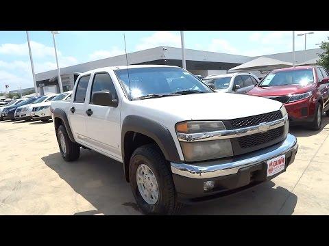2006 Chevrolet Colorado San Antonio, Austin, New Braunfels ...