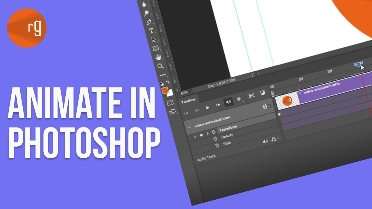 12 Simple Animation In Photoshop Cc Tutorial Youtube Animation In Photoshop Photoshop Tutorial