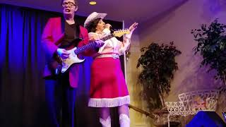 Buddy Holly, Connie Francis and Patsy Cline show Feb 2019