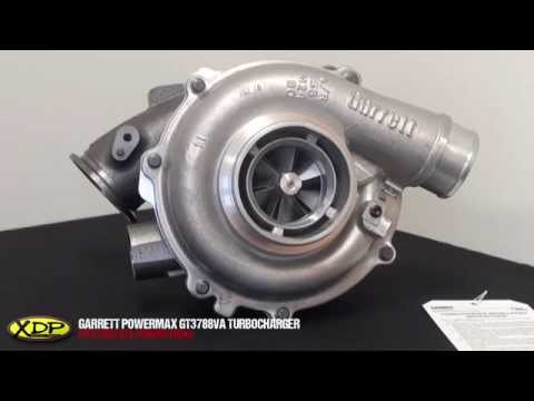 Garrett PowerMax GT3788VA Turbocharger - Unboxing