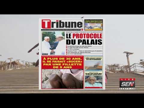 Revue des Titres de Presse Fabrice Ngema du Lundi 14 Octobre