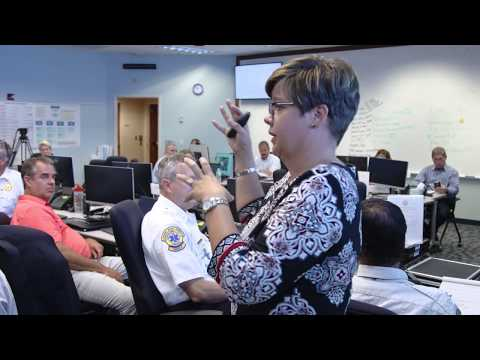 City of Virginia Beach EOC Preparation September 10, 2018