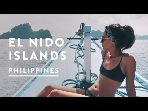 ISLAND  HOPPING | El Nido, Palawan, Philippines | Travel Vlog 023, 2017 | Tour A Package |