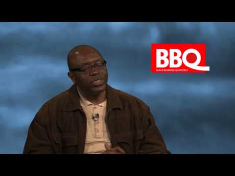 David Mwanambuyu, Editor BBQ Magazine published by Cape Media