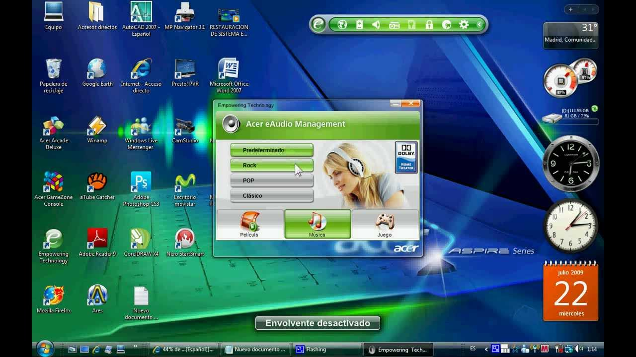 ACER IAUDIO MANAGEMENT DRIVERS (2019)