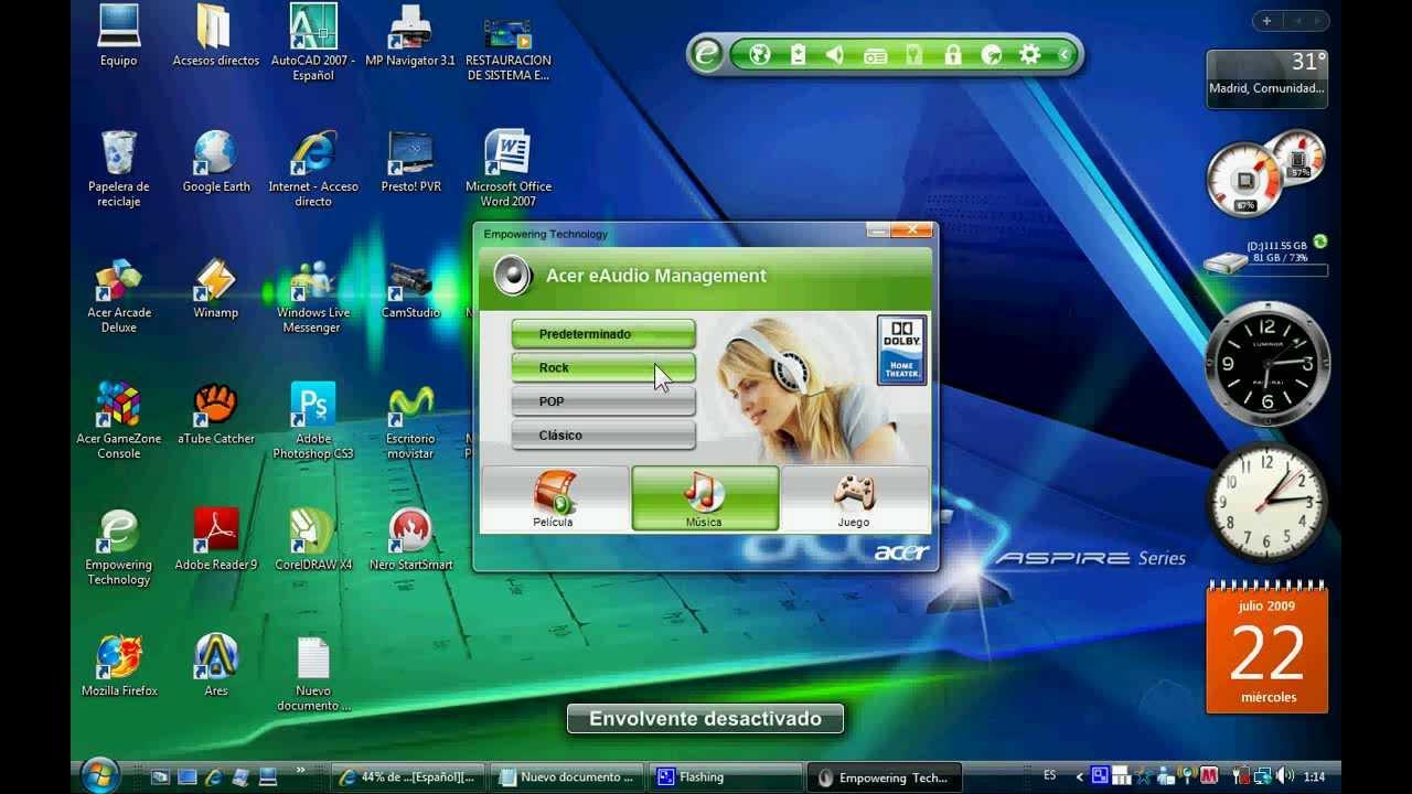 acer gamezone console gratis en espaol