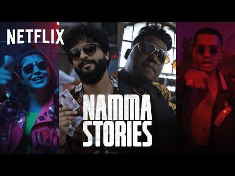 Namma Stories - The South Anthem   NJ, Arivu, SIRI & Hanumankind   Netflix India