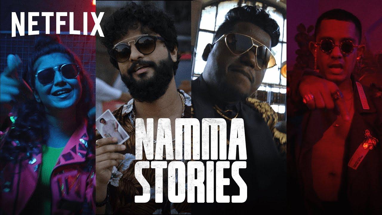 Download Namma Stories - The South Anthem | NJ, Arivu, SIRI & Hanumankind | Netflix India