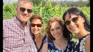Home and Away star's family pictured before horror crash