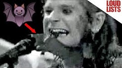 Top 10 Craziest Ozzy Osbourne Moments