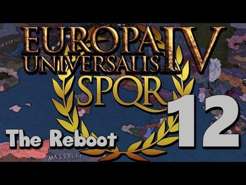 EU4: Imperium Universalis - Rome 2.5 | Part 12: Northward Push