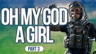 Do You Only Play Girl Characters? | OMG a Girl Series [3]