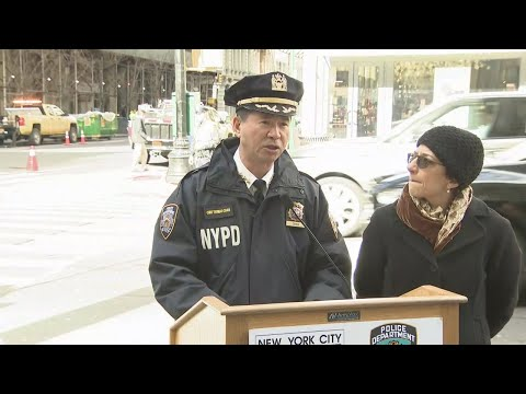 Officials On 'Don't Block The Box' Initiative