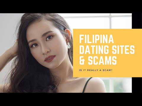 Filipina Dating Sites And Scams