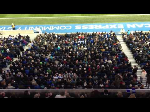 Seagulls - Brighton and Hove Albion Fans Motivational montage for the run in