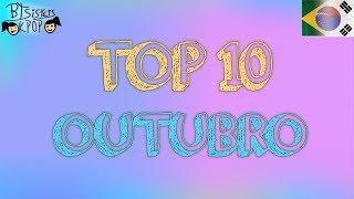 TOP 10 | K-POP MUSIC VIDEOS | MÊS DE OUTUBRO 2017