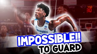 James Wiseman Is Going To Be Impossible To Guard In The NBA
