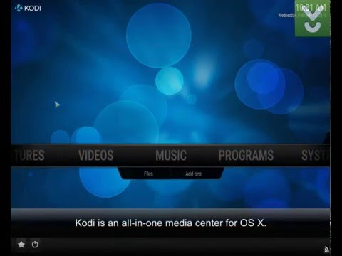 Kodi - Get a slick cross-platform media center - Download Video Previews