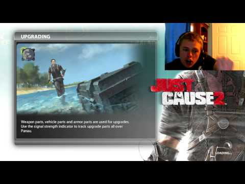 Just Cause 2 ep 17: I Cheat!