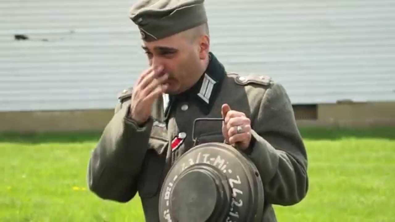 bff956f96d4 WW2 German Army Tellermines - YouTube