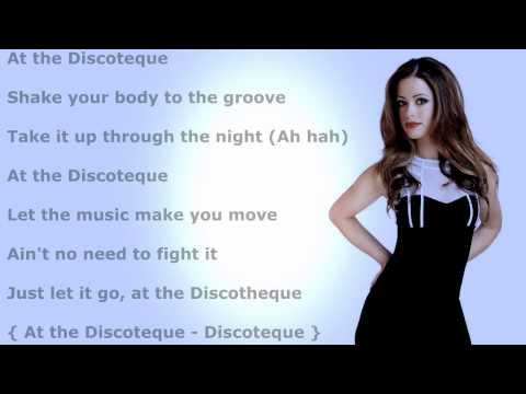 Sclub 7 - Discotheque - (Tina Barrett) - LYRICS - [HD]