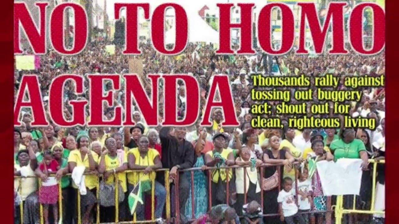 buggery law jamaica pdf