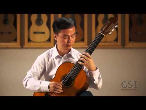 Way Lee - Paganini Caprice No. 24 (1975 Manuel Velazquez)