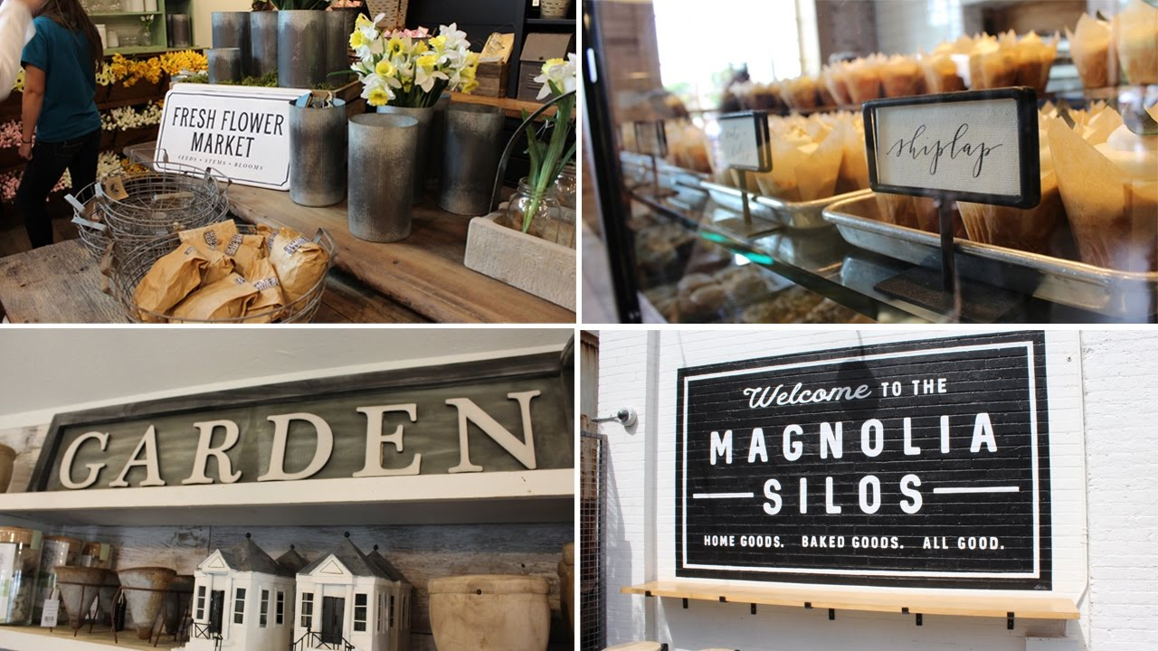 Visiting Magnolia Market At The Silos