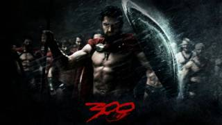 300 OST - Message for the Queen (HD Stereo)